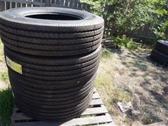 Double Coin 275/70R22.5 Truck Tires