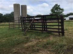 Powder River Portable Corral Gates