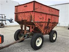 Gravity Wagon