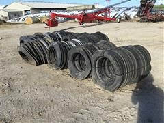 Tire Sidewalls For Silo/Silage Bunker