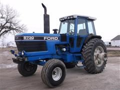 1990/1991 Ford 8730 2WD Tractor