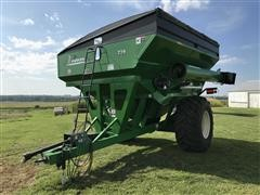 Parker 739 Grain Cart