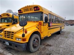 2005 Blue Bird Vision School Bus