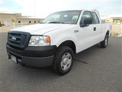 2008 Ford F-150 Xl Pickup, 4X4