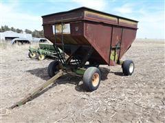 grain-O-vator 300 Hydraulic Dumping Cart
