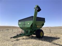Unverferth Brent 670 Grain Cart