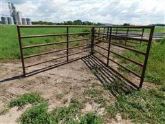 Blattner Livestock Gate Panels