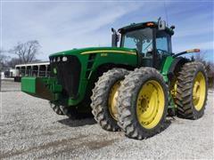 2006 John Deere 8530 MFWD Tractor