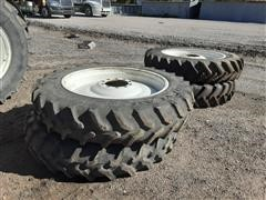 Goodyear & AgriMax 380/90R46 Tires & Rims