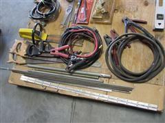 Milwaukee, Werner, Keller, Black & Decker Tools & Hardware