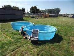 Plastic Water Tanks, Electric Fencers, Solar Fencers