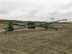 Peck 12-82 Auger W/Swing Out Hopper