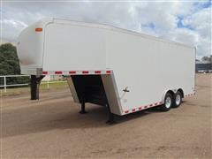 2002 Pace Shadow Custom Enclosed Trailer