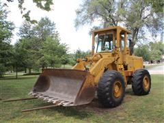 Hough H65C Wheel Loader