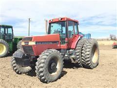 1989 Case IH 7140 Magnum MFWD Tractor