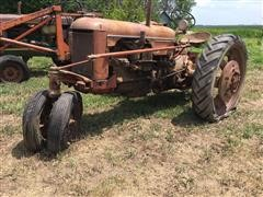 1941 Case DC-3 2WD Tractor