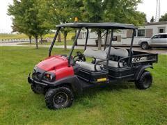 Club Car XRT 1550 4x4 UTV