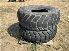 Michelin 20.5-25XR Loader Tires