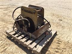 Backhoe Hydraulic Plate Packer
