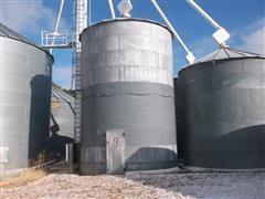 Columbian 6000 Bu Grain Bin