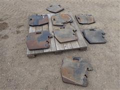Case IH 7000 Series Magnum Front End Weights