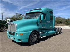 1998 Kenworth T2000 T/A Truck Tractor (FOR PARTS ONLY)
