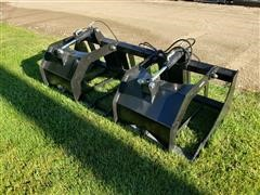 2020 Brute Brush Grapple Skid Steer Attachment