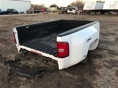 Gm 1 Ton Dually 4x4 Truck Bed