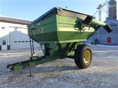 Brent 420 Grain Cart W/Scale And Roll Tarp