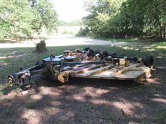 Land Pride Bat Wing Mower