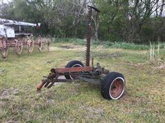 New Idea 251 7' Sickle Mower