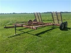 Donahue T/A Swather Transport Cart