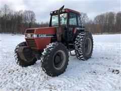 1985 Case IH 2294 MFWD Tractor