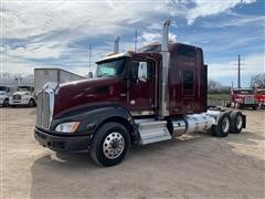 2015 Kenworth T660 T/A Truck Tractor