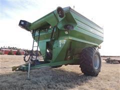 2007 J&M 750-18 Grain Cart