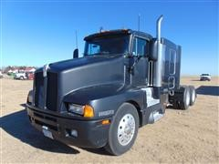 1992 Kenworth T600 T/A Truck Tractor