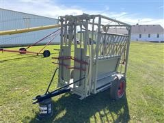 WW Portable Squeeze Chute