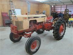 1961 J I Case 430 Antique 2WD Tractor