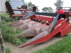 1996 Case IH 1044 Corn Header