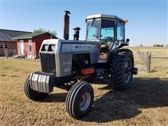White 2-135 2WD Row Crop Tractor