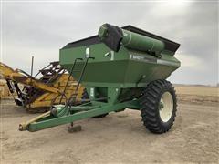 1996 Brent GC420 Grain Cart