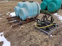 Werrco, Inc 200 Gallon Saddle Tanks