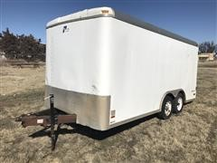 2004 Pace T/A Enclosed Trailer