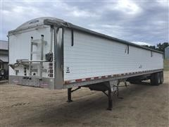 2006 Wilson DWH-500 PaceSetter 42' T/A Grain Trailer