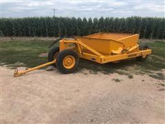 Soil Mover 50RF Pull Type Scraper