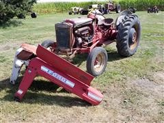 Ford 631 2WD Utility Tractor