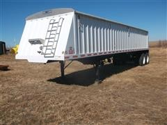 2014 Neville 38.5 T/A Grain Trailer