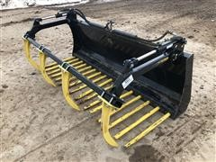 MDS Mfg GB 860 Loader Manure Bucket