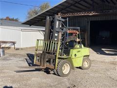 Clark C500-Y70 Forklift