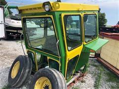 Cab For John Deere 4020 & (2) Tires